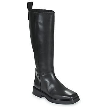 Boty Ženy Kozačky Vagabond Shoemakers JILLIAN Černá