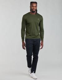 Textil Muži Kapsáčové kalhoty Polo Ralph Lauren ALLINE Černá
