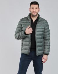 Textil Muži Prošívané bundy Polo Ralph Lauren OPESCA Šedá