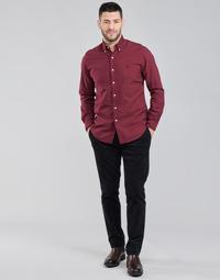 Textil Muži Kapsáčové kalhoty Polo Ralph Lauren RETOMBA Černá