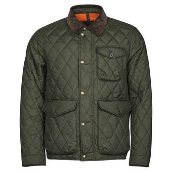 Textil Muži Parky Polo Ralph Lauren JULIA Zelená