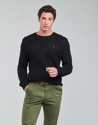 Textil Muži Svetry Polo Ralph Lauren SERINA Černá