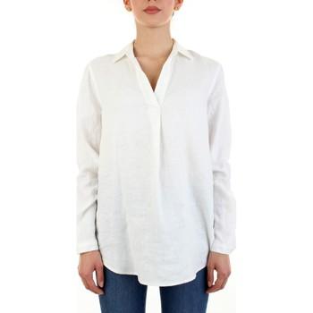 Textil Ženy Halenky / Blůzy Calvin Klein Jeans K20K202747 Bílá