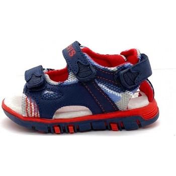 Boty Děti Sandály Levi's 25278-18 Modrá