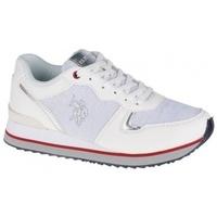 Boty Ženy Multifunkční sportovní obuv U.S Polo Assn. . Tuzla4 bílá
