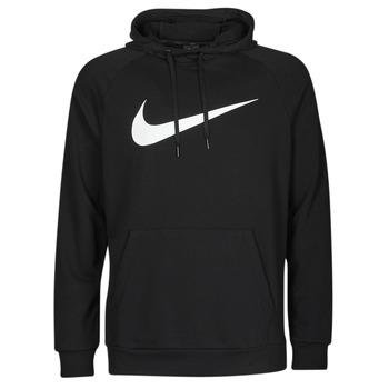 Textil Muži Mikiny Nike NIKE DRI-FIT Černá