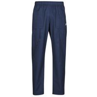 Textil Muži Teplákové kalhoty Nike  Modrá
