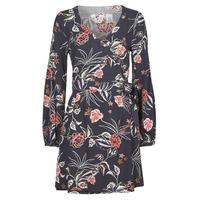 Textil Ženy Krátké šaty Roxy SIMPLY STATED Modrá