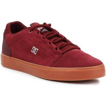 Boty Muži Skejťácké boty DC Shoes DC Hyde ADYS300580-BUR burgundy