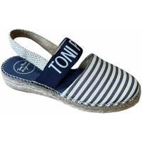 Boty Ženy Sandály Toni Pons TOPEIVI-RTPmari blu