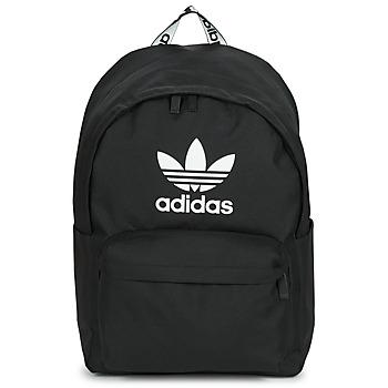 Taška Batohy adidas Originals ADICOLOR BACKPK Černá