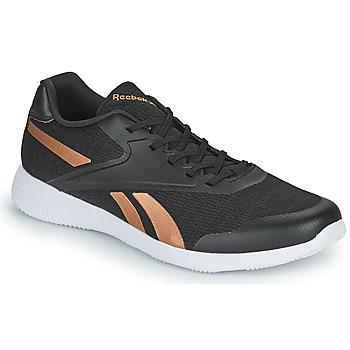 Boty Ženy Běžecké / Krosové boty Reebok Sport Reebok Stridium Černá / Zlatá