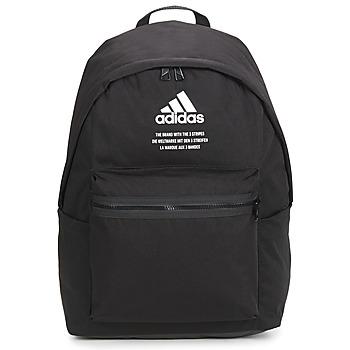 Taška Batohy adidas Performance CL BP FABRIC Černá