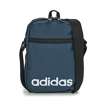 Taška Malé kabelky adidas Performance LINEAR ORG Modrá / Tmavě modrá