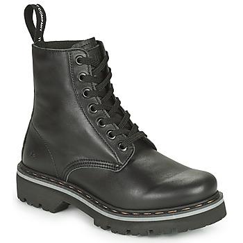 Boty Kotníkové boty Art MARINA Černá