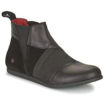 Boty Ženy Kotníkové boty Art LARISSA Černá