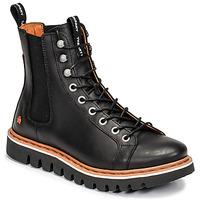 Boty Kotníkové boty Art TORONTO Černá