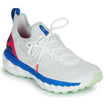 Boty Muži Běžecké / Krosové boty Mizuno WAVE SKY NEO Bílá