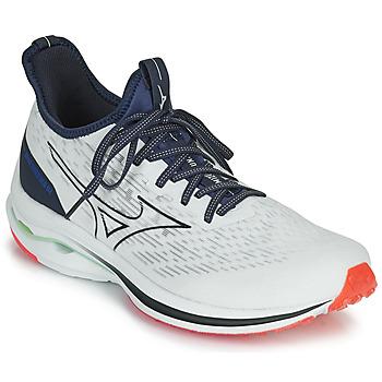 Boty Muži Běžecké / Krosové boty Mizuno WAVE RIDER NEO Bílá / Modrá