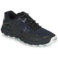 Boty Muži Běžecké / Krosové boty Mizuno WAVE DAICHI 6 GTX Černá