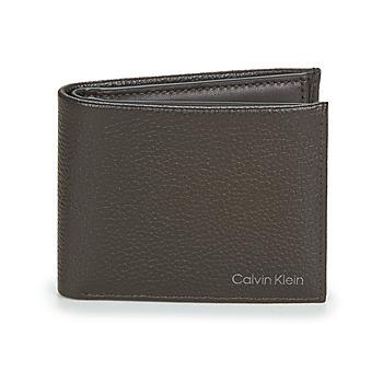 Taška Muži Náprsní tašky Calvin Klein Jeans WARMTH BIFOLD 5CC W/COIN Hnědá