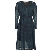 Textil Ženy Společenské šaty Chattawak MAGNOLIA Tmavě modrá
