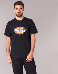 Textil Muži Trička s krátkým rukávem Dickies HORSESHOE Černá