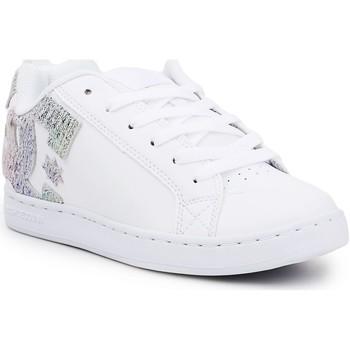 Boty Ženy Nízké tenisky DC Shoes DC Court Graffik 300678-TRW white