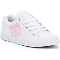 Boty Ženy Nízké tenisky DC Shoes DC Chelsea ADJS300243-WPW white