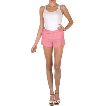 Kratasy & Bermudy Brigitte Bardot MAELA Růžová 350x350