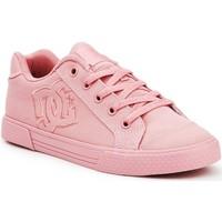 Boty Ženy Nízké tenisky DC Shoes DC Chelsea TX 303226-ROS pink