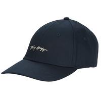 Textilní doplňky Ženy Kšiltovky Tommy Hilfiger SIGNATURE CAP Tmavě modrá