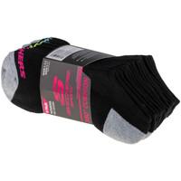 Doplňky  Děti Ponožky Skechers Boys 6pk No Show Socks Černá