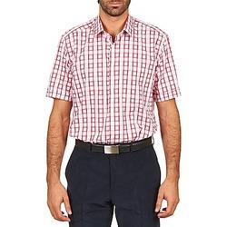 Košile s krátkými rukávy Pierre Cardin CH MC CARREAU GRAPHIQUE
