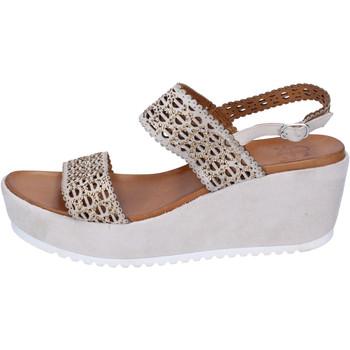 Boty Ženy Sandály Femme Plus Sandály BJ892 Béžový