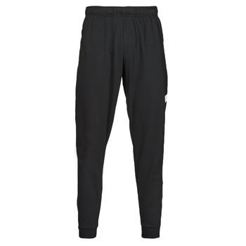 Textil Muži Teplákové kalhoty Nike NIKE DRI-FIT Černá / Bílá