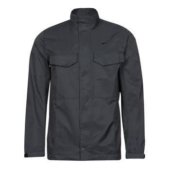 Textil Muži Bundy Nike M NSW SPE WVN UL M65 JKT Černá