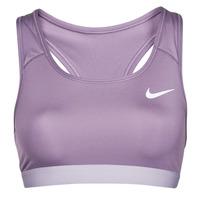Textil Ženy Sportovní podprsenky Nike NIKE SWOOSH Fialová