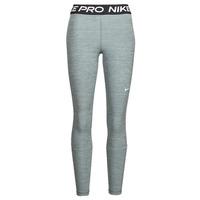 Textil Ženy Legíny Nike NIKE PRO 365 Šedá / Černá / Bílá