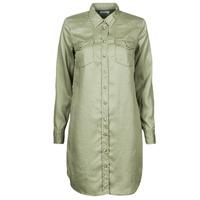 Textil Ženy Krátké šaty Betty London POLET Khaki