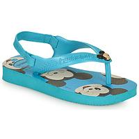 Boty Chlapecké Žabky Havaianas BABY DISNEY CLASSICS II Modrá