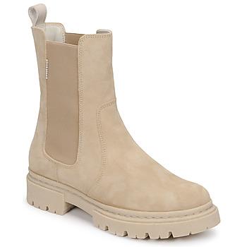 Boty Ženy Kotníkové boty Bullboxer 610507E6CAALMD Béžová