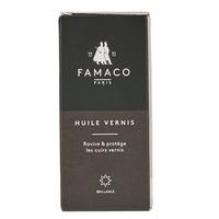 Doplňky  Péče o obuv Famaco FLACON HUILE VERNIS 100 ML FAMACO INCOLORE Bílá