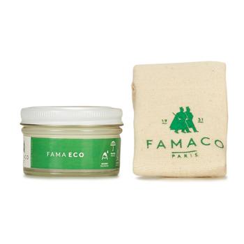 Doplňky  Péče o obuv Famaco POMMADIER FAMA ECO 50ML FAMACO CHAMOISINE EMBALLE Bílá