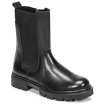 Boty Dívčí Kotníkové boty Bullboxer AJS504BLCK Černá