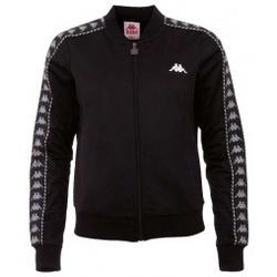 Textil Ženy Mikiny Kappa Imilia Training Jacket černá