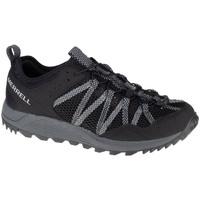 Boty Muži Běžecké / Krosové boty Merrell Wildwood Aerosport Černá