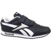 Boty Děti Nízké tenisky Reebok Sport Royal Classic Jogger 2 Bílé, Černé