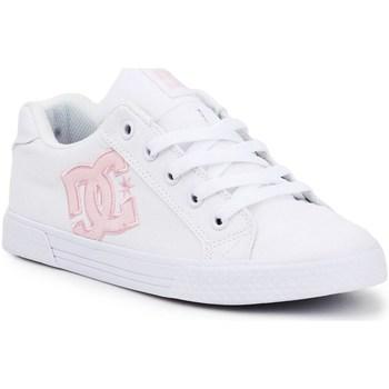 Boty Ženy Nízké tenisky DC Shoes ADJS300243WPW Bílé