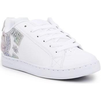 Boty Ženy Nízké tenisky DC Shoes 300678TRW Bílé